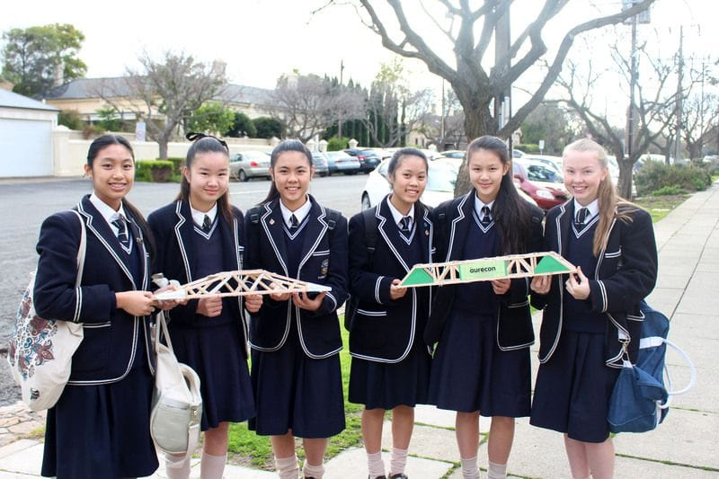 Aurecon Bridge Building Competition SUCCESS!