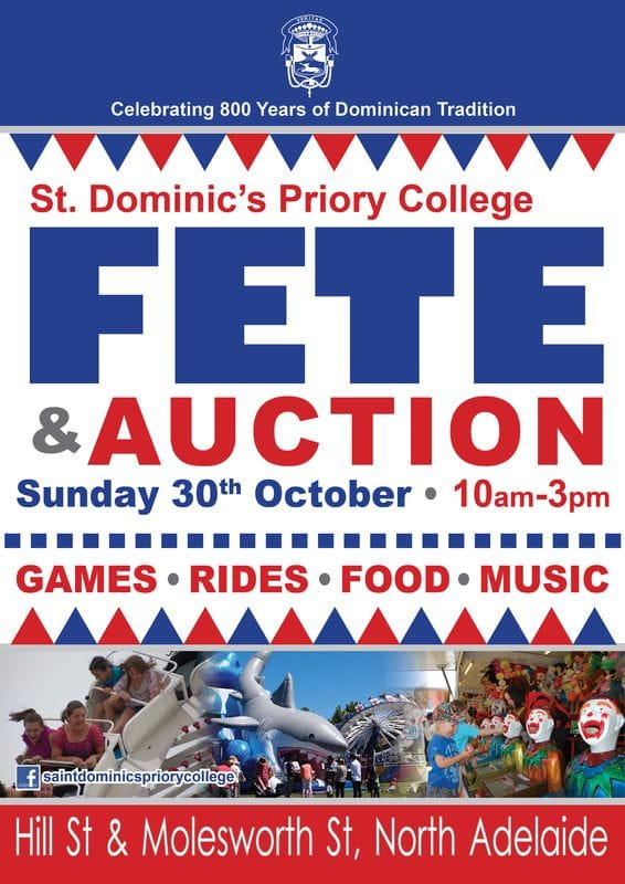 11 More Sleeps 'til FETE 2016