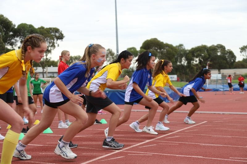 Sports Day is 25 March