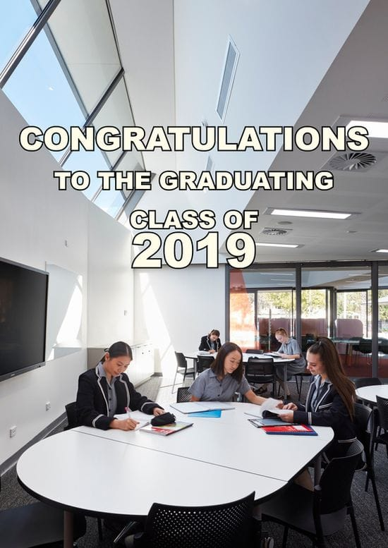 Year 12 Results 2019