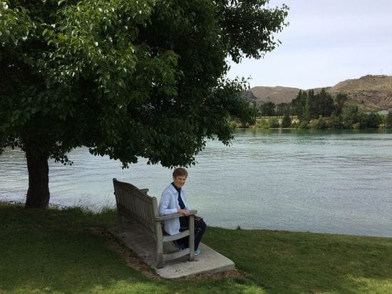 Sr Jill's Trip to New Zealand