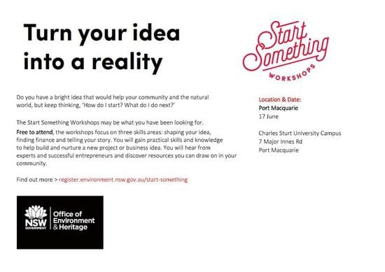 CSU Start Something Workshop