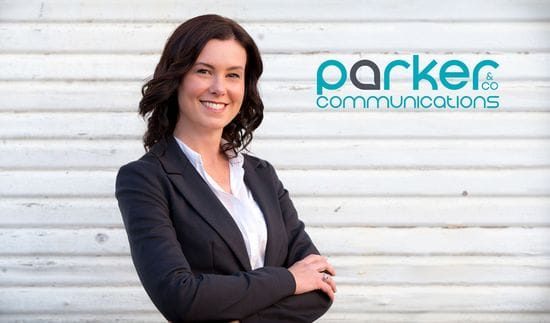 Parker & Co Communications Rebrand