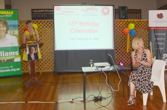 HBWN 15th Birthday Celebration November 2014