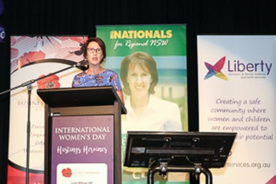 2019 International Womens Day & Hastings Heroines Event