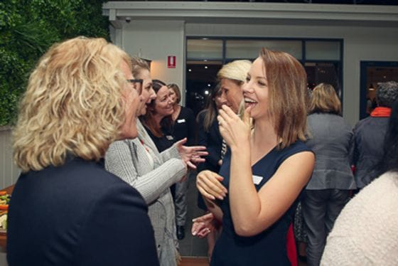 2019 July Speed Networking Event
