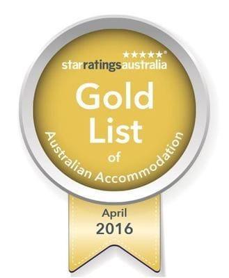 April 2016 Gold List of Australian Accommodation, Macedon Ranges Hotel & Spa