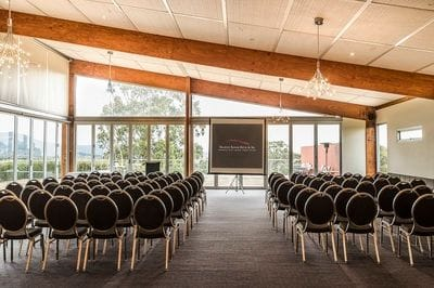 The Macedon Valley Room is an impressive space to meet