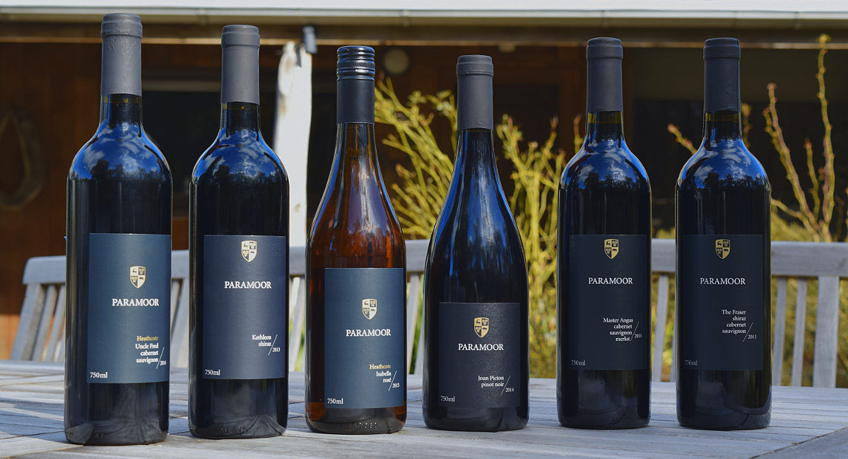 Paramoor Wines at Macedon Ranges Hotel & Spa