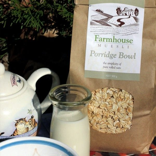 Farmhouse Muesli at Macedon Ranges Hotel & Spa