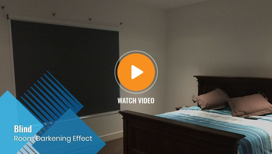 Video Demonstration - Retractable Roller Blinds & Flyscreens For Windows