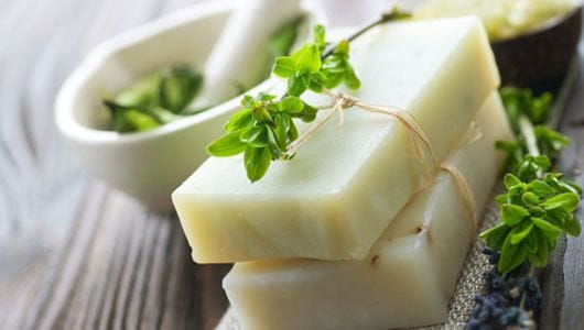 DIY: Make Your Own Organic Soap Bars