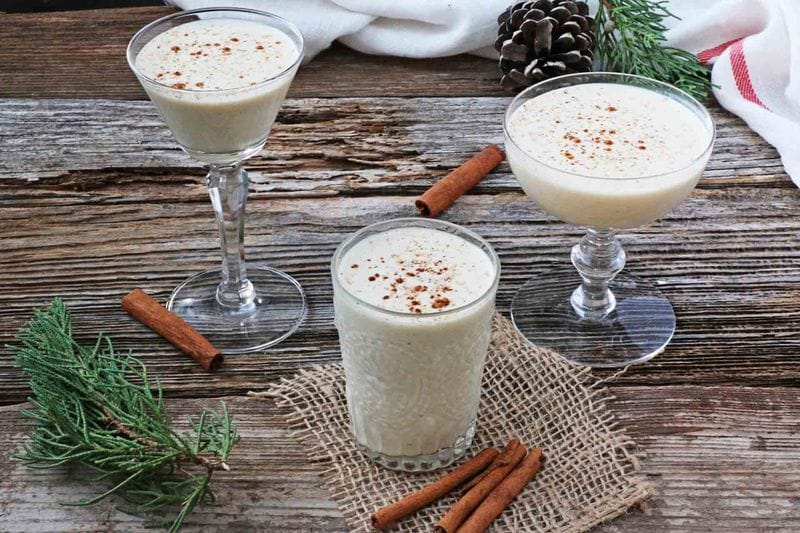 Ultimate Eggnog Recipe