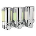 AVIVA Soap & Shower Dispensers