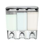 CLEAR CHOICE Soap & Shower Dispensers