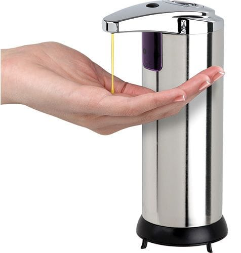 TOUCHLESS Soap Dispensers