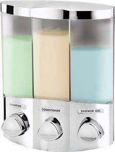 EURO Trio Dispenser 3 - Chrome