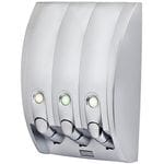 CURVE 435ml Dispenser 3 - Silver Gloss