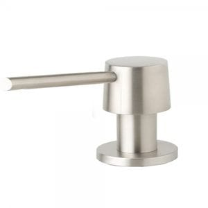 SWEDIA NEO Stainless Steel Soap Dispenser Under Bench - Brushed