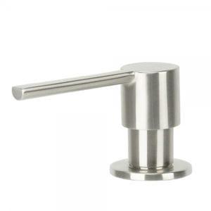 SWEDIA EBBE Stainless Steel Soap Dispenser Under Bench - Brushed