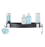 CLEVER Shower Shelf Bundle - Matte Black