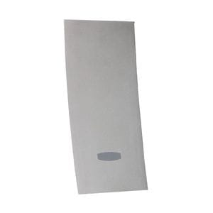 Front Plate to suit WAVE - Satin Nickel