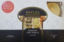 Tart Shells