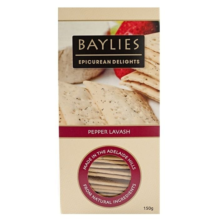 Pepper Lavash 150g