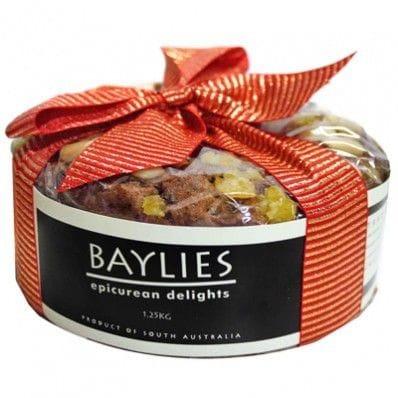 Christmas Cake Gift Box 1.25kg