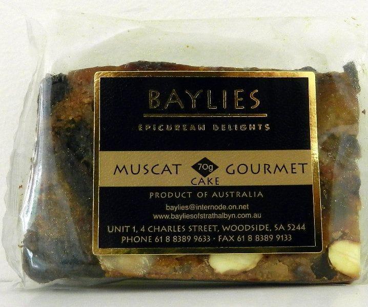 Muscat Gourmet Cake 70g