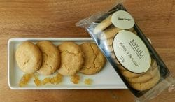 Jenny's Ginger Biscuits 150g