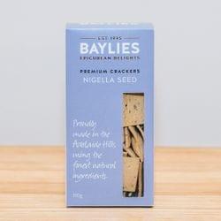 Nigella Seed Crackers 110g