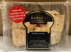 180g Pepper Lavash