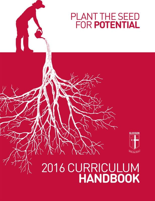 2016 Curriculum Handbook NOW AVAILABLE ONLINE
