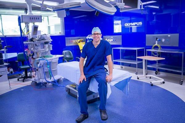 Dr Fraser Taylor, Orthopaedic Surgeon