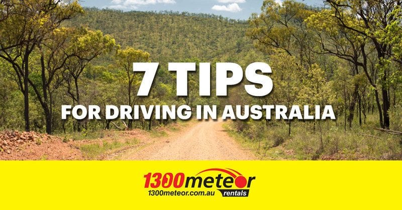 7 Tips for Driving in Australia