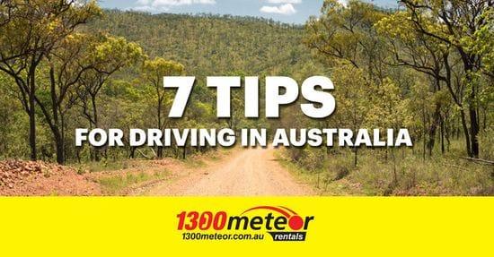 7 Tips for Driving in Australia