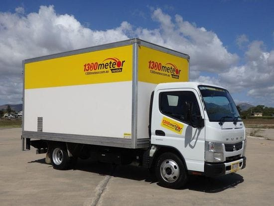 One Way Special - Mitsubishi Fuso