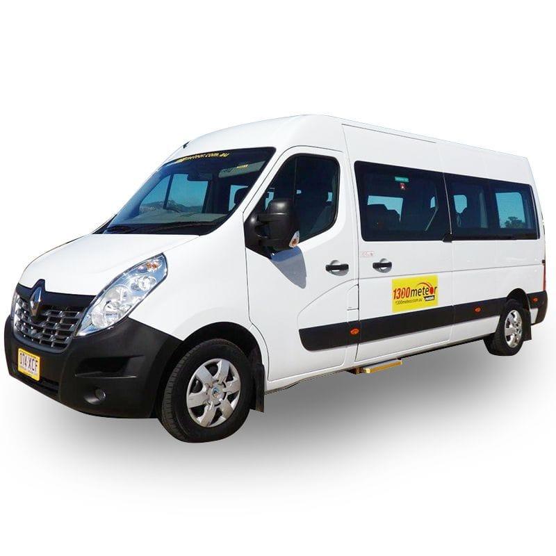 New Renault Master 12 Seat Minibus - Turbo Diesel, Automatic