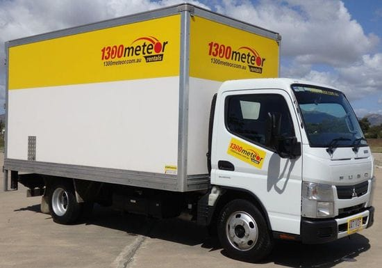 One Way Special - Mitsubishi Fuso Canter