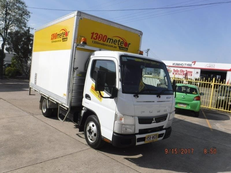 Special [One Way] - Mitsubishi Fuso Canter
