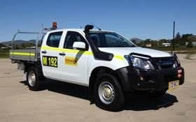 Special [One Way] - Isuzu D-MAX SX