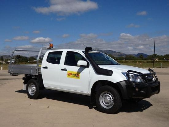 Special [One Way] - Isuzu DMAX SX
