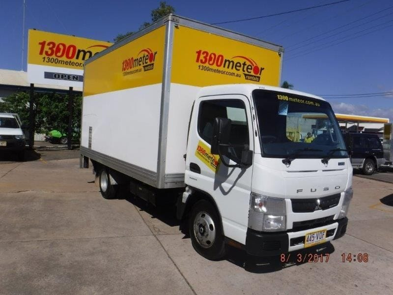 Special (One Way) - Mitsubishi Fuso Canter