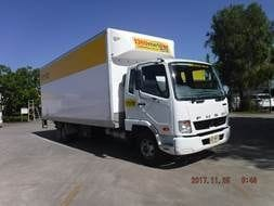 One way special - Pantec Truck