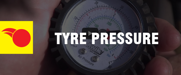 4WD Driving Tips - Tyre Pressure