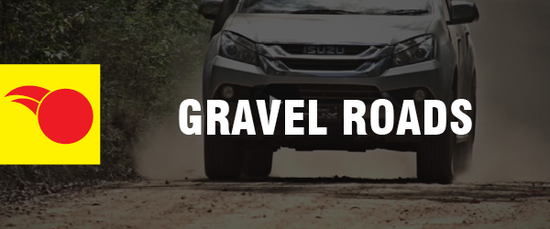 4WD Driving Tips - Gravel Roads