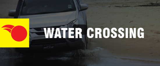 4WD Driving Tips - Water Crossing