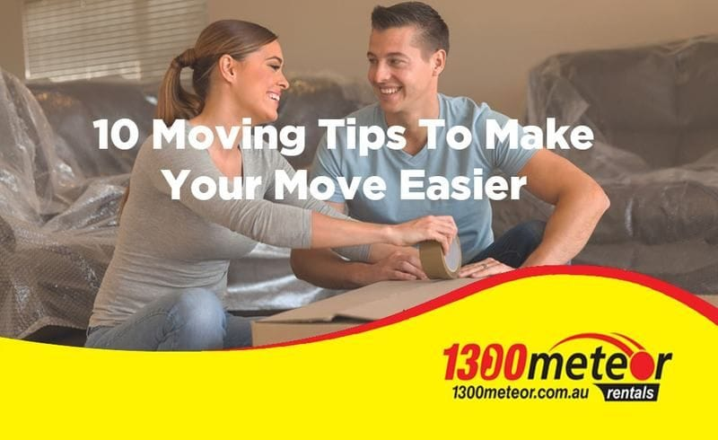 10 Moving Tips To Make Your Moving A Lot Easier