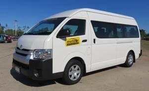 12 Seat mini Bus